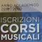 Corsi musicali (Anno Accademico 2019-2020)